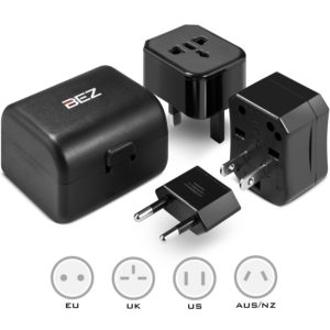 Universal Power Adapter Plug