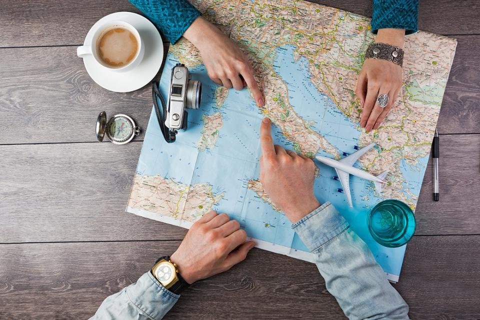 خمسة منتجات تحتاجها أثناء السفر